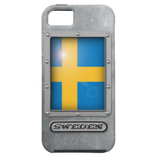 Acero sueco funda para iPhone SE/5/5s