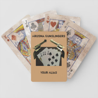 Aces and Eights Playing Cards