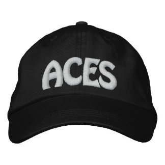ACES EMBROIDERED HAT