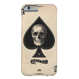 Aces High Barely There iPhone 6 Case