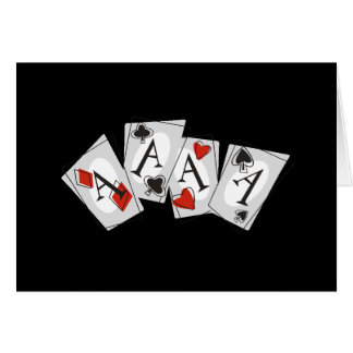 Aces High Card