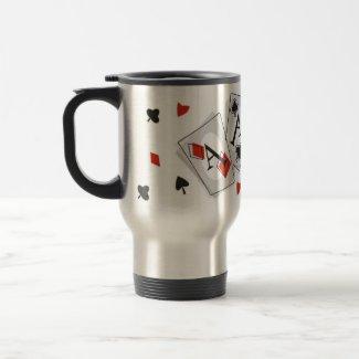 Aces High mug