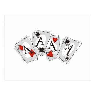 Aces High Postcard