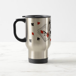 Aces High Travel Mug
