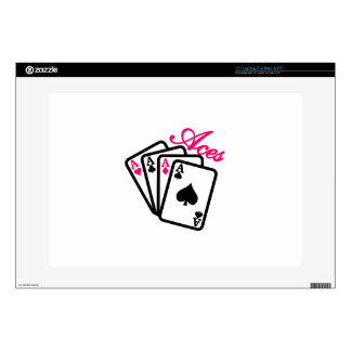 Aces Laptop Skin