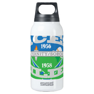 Aces-Lilies Logo Souvenier Insulated Water Bottle