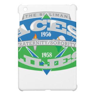 Aces-Lilies Logo Souvenier Case For The iPad Mini