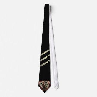 Aces Wild Tie