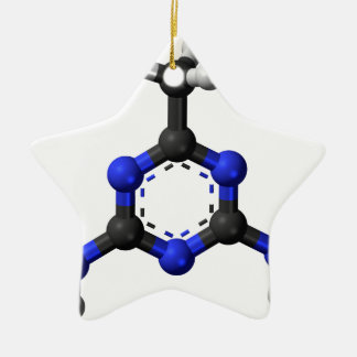 acetoguanamine-87 ceramic ornament