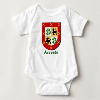 Acevedo Family Shield Infant Creeper