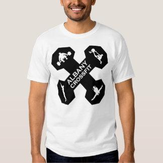 ACF Black Dumbell Tee Shirt
