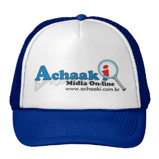 Achaaki caps trucker hat