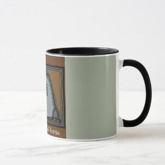 Achaemenid Horse mug by AncientAgesPrints