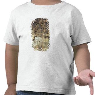 Achaemenid rock relief of King Darius I T Shirts