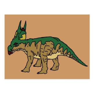 Achelousaurus Rex Postales