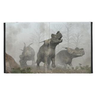 Achelousauruses iPad Cases