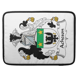 Acheson Family Crest Sleeve For MacBook Pro