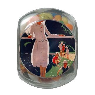 Achetez le timbre antituberculeux jelly belly candy jars