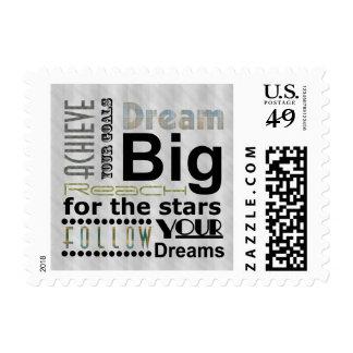 Achievable Dreams Stamp