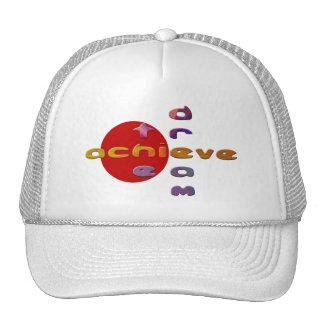Achieve the Dream Trucker Hat