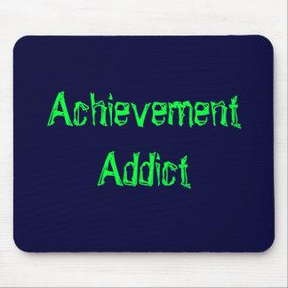 Achievement Addict Mouse Pad