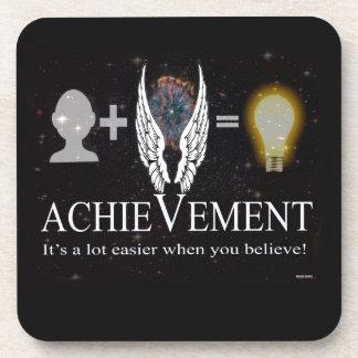 Achievement Beverage Coaster