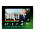 Achievement Greeting Card