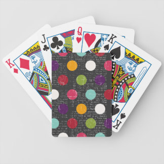 Achievement Independent Exquisite Dazzling Bicycle Playing Cards