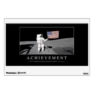 Achievement: Inspirational Quote Wall Decal