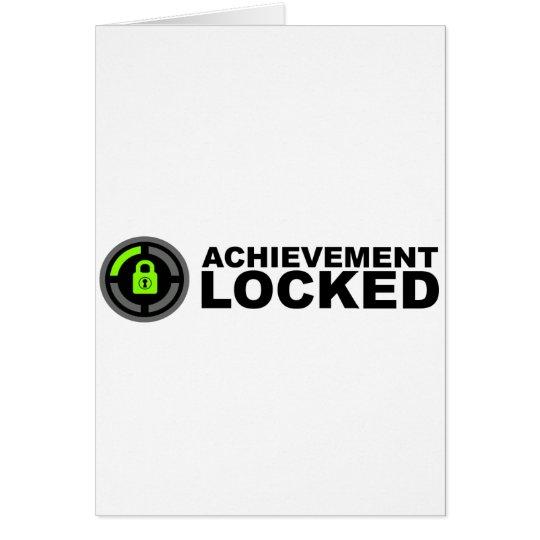 Achievement Locked Card