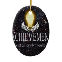 Achievement Ornament