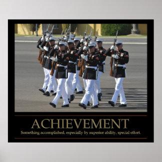 Achievement Poster