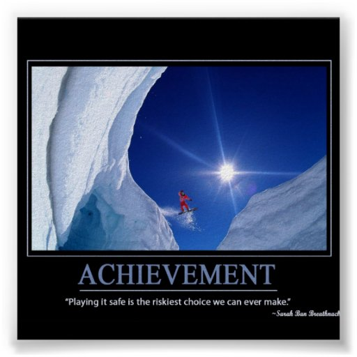 Achievement Print