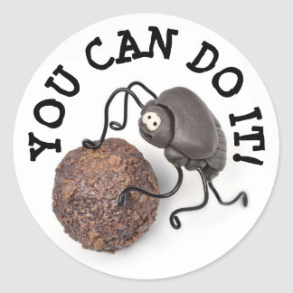 Achievement Stickers for Teachers - YOU CAN DO IT!