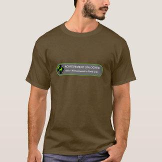 Achievement Unlocked: Feed the Dog T-Shirt