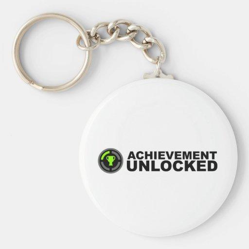 Achievement Unlocked Keychains