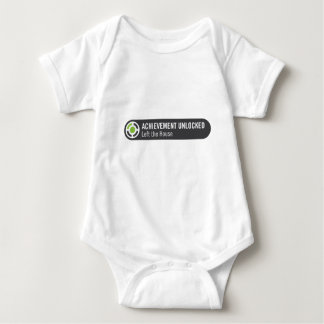 Achievement Unlocked Left the House Baby Bodysuit