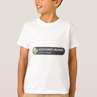 Achievement Unlocked Left the House T-Shirt