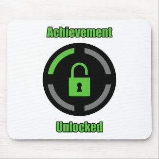 Achievement Unlocked Mouse Pad