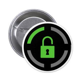 Achievement Unlocked Pinback Button