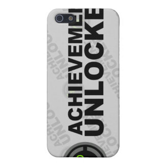 Achievement Unlocked Video Game i iPhone 5 Covers