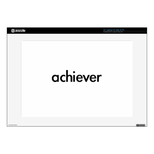 """achiever decals for 15"""" laptops"""