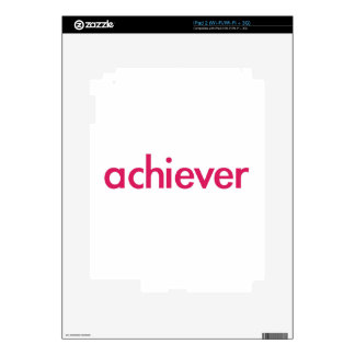Achiever Skins For iPad 2