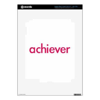 Achiever Decals For iPad 3