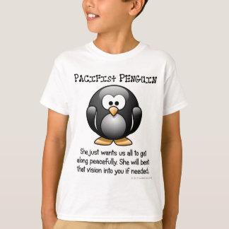 Achieving peace through violence T-Shirt