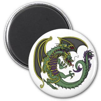 Achiko the Dragon Magnet