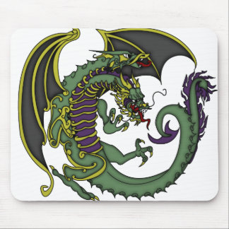 Achiko the Dragon Mouse Pad