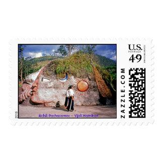 Achili Pachacamac/Stamp Postage