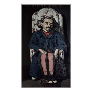 Achille Emperaire  c.1868 Posters