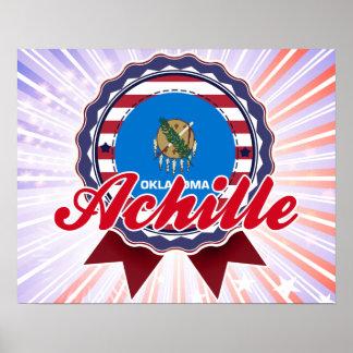 Achille, OK Print